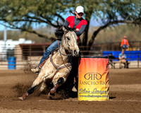 Rancho Rio Barrel Racing - 12-17-2015